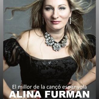 Alina Furman y Juan Mario Cuellar en un concierto inolvidable.