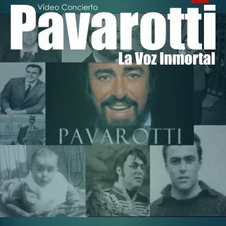 Pavarotti la voz inmortal 2018